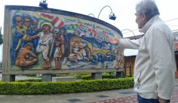 F3 mural