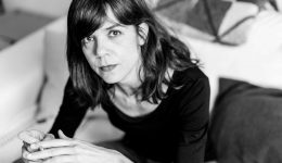 Lara Moreno, escritora. AECID