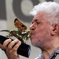 Pedro Almodovar - 76th Venice Film Festival