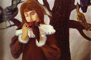 Plaisir, de René Magritte.