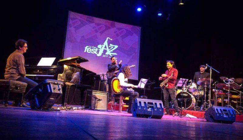 The Blue Velvet experience cerrando el Festijazz 2017