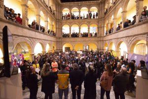 Habemus Bienal del Cartel: 53 invitados, 14 exhibiciones y 18 conferencias