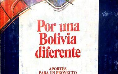F1 POR UNA BOLIVIA DIFERENTE