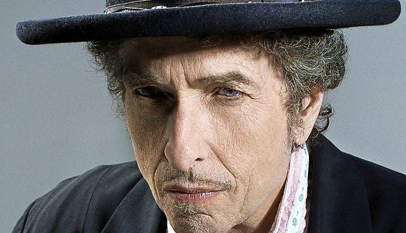 Bob-Dylan con sombrero