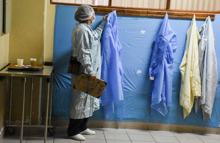 trabajadores salud