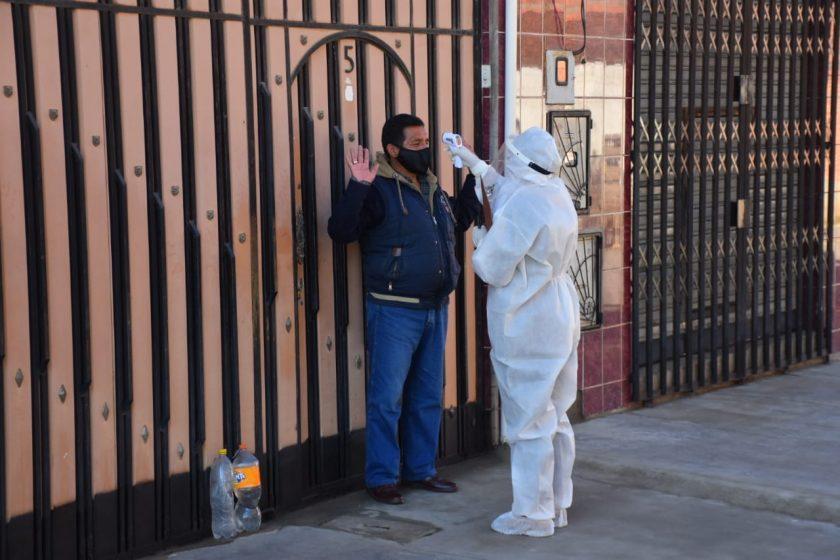 Coronavirus El Alto
