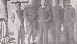 F ÚNICA Comisión Médica Antipestosa - Vallegrande 1928