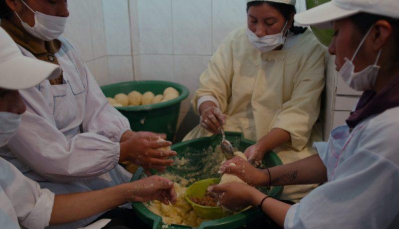 STREET FOOD: Latin America - La Paz, Bolivia.