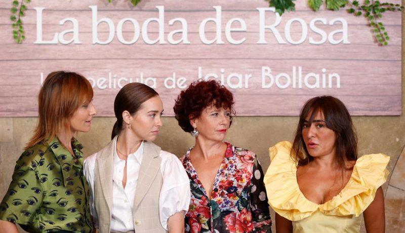 Iciar Bollain La boda de rosa
