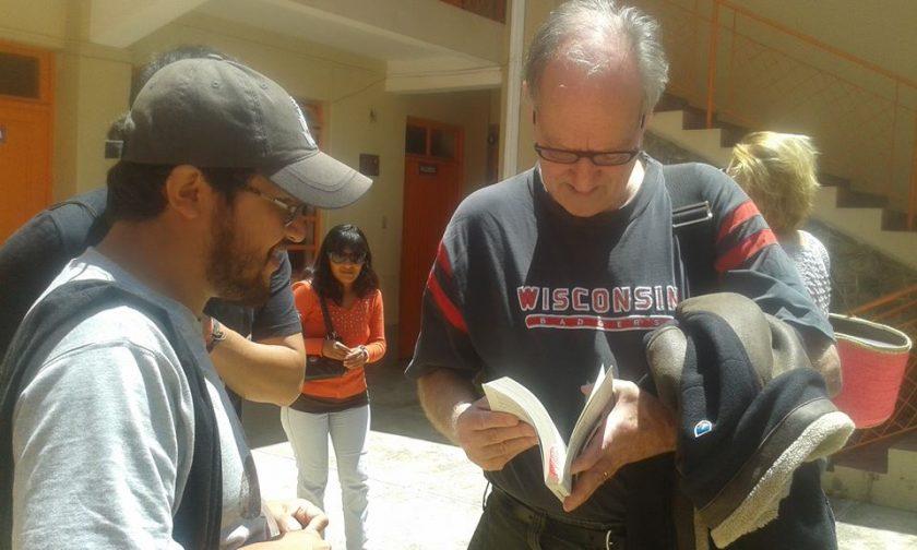 Herzog en Cochabamba