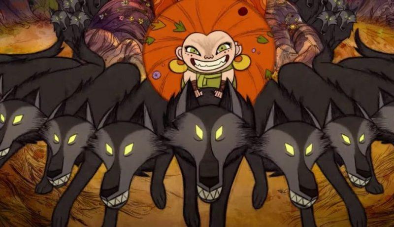 Wolfwalkers foto
