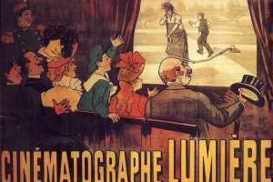 Cinematografo Lumiere 1895