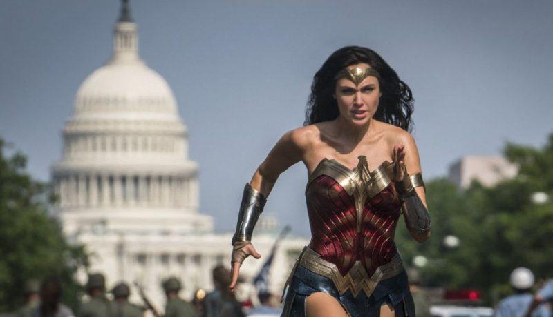 Gal Gadot, en 'Wonder Woman 1984'. //WARNER BROTHERS