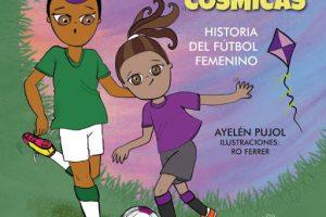 Libro futbolistas ninas