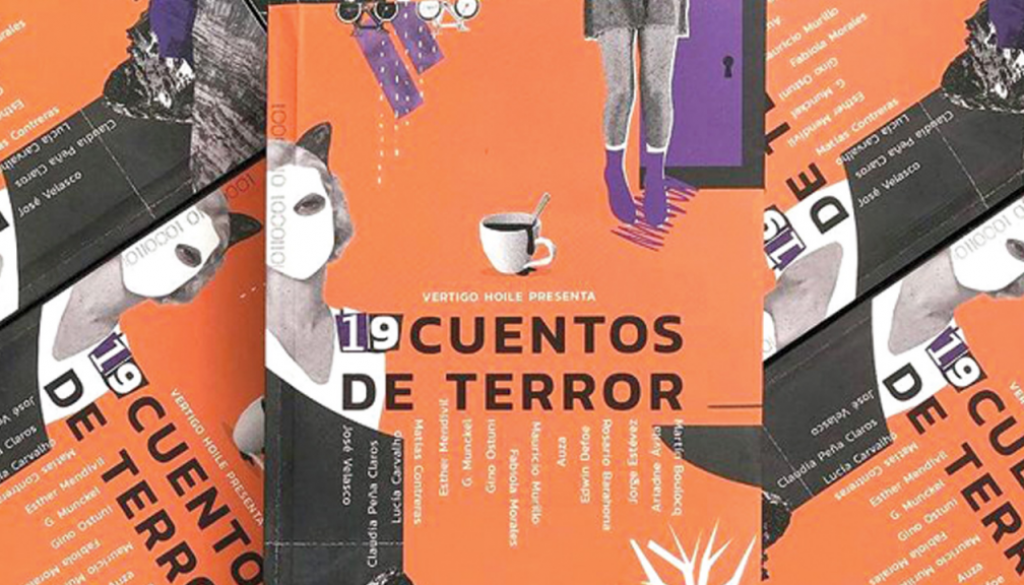 Libro terror Bolivia
