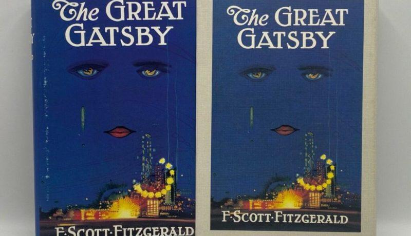 great gatsby primera edicion