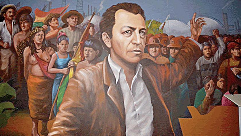 Marcelo Quiroga mural