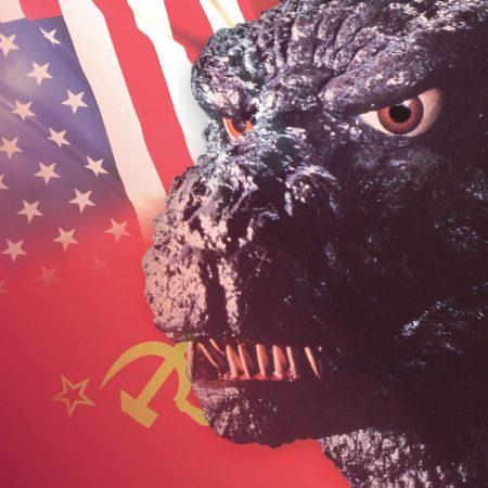 Godzilla (1984): ¿Qué simboliza Godzilla durante la guerra fría?