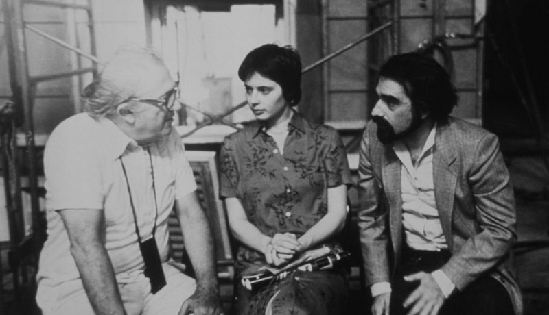 Fellini y Scorsese