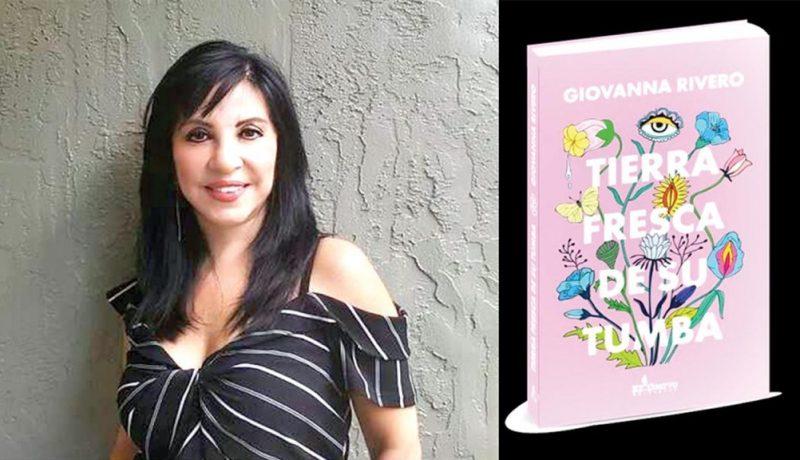 Giovanna Rivero tinta fresca