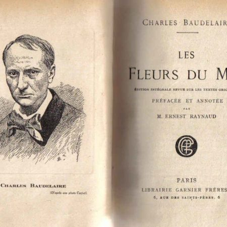 7 poemas malditos de Baudelaire