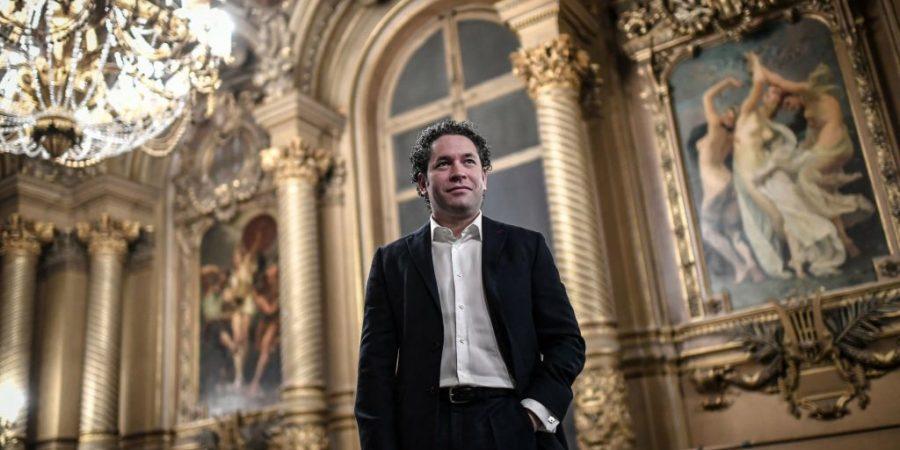"""Dudamel: """"Quiero conectar la ópera con el alma de París"""""""