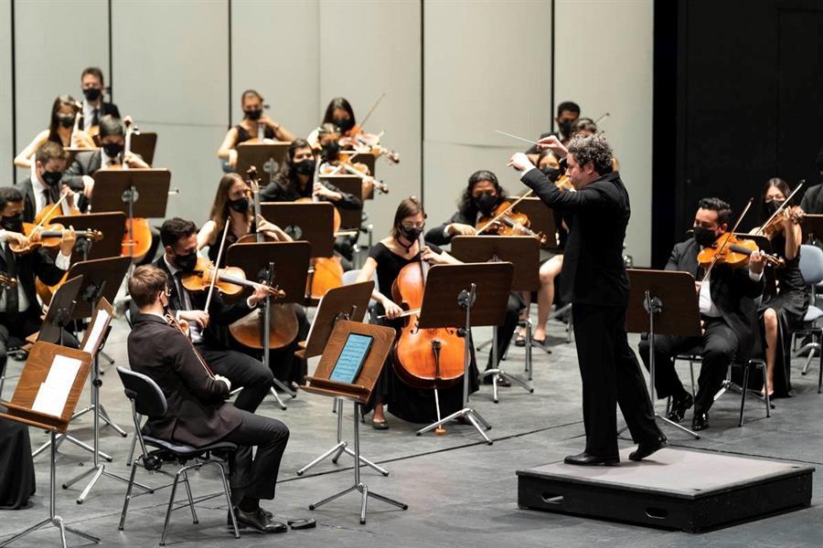 Dudamel orquesta