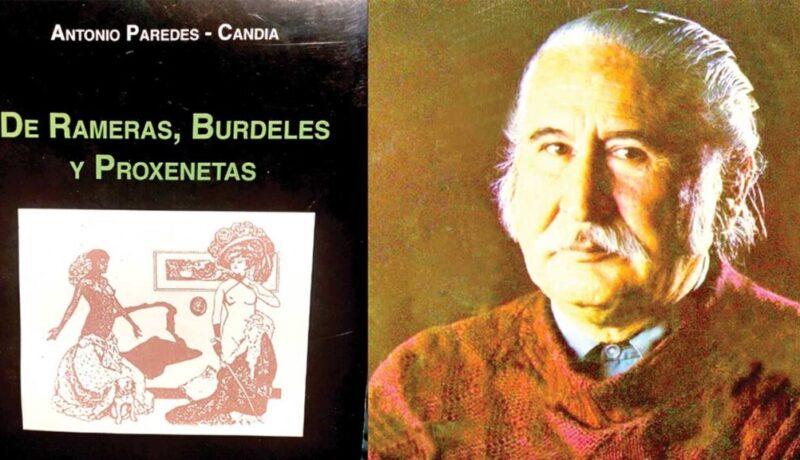 Antonio Paredes libro