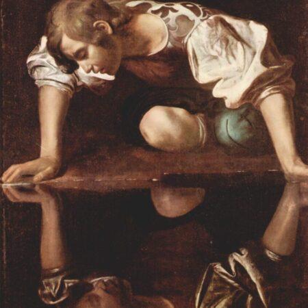 El arrebato de Narciso