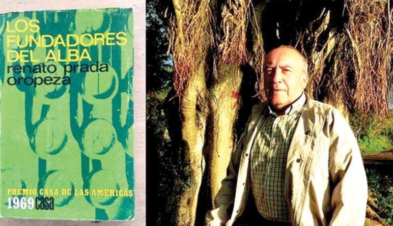 Fundadores del alba Renato Prada