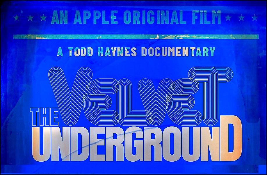 Velvet Underground afiche