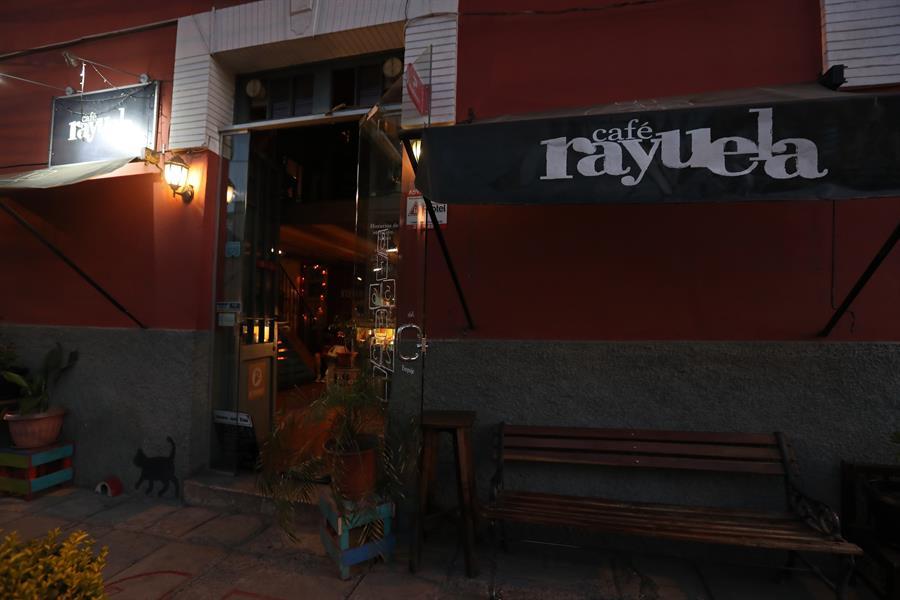 Café Rayuela La Paz