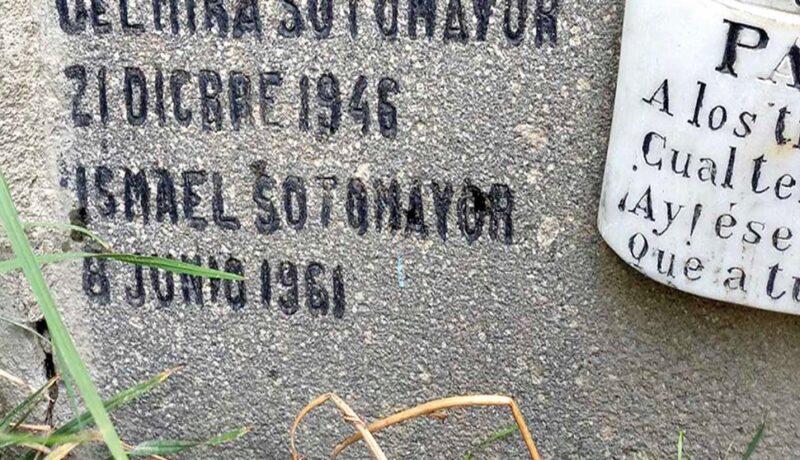 Tumba Sotomayor