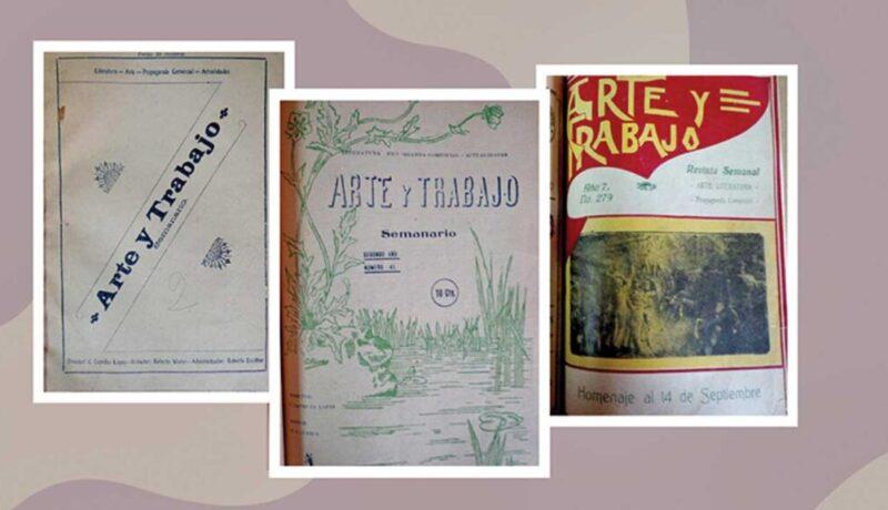 revista Arte y Trabajo