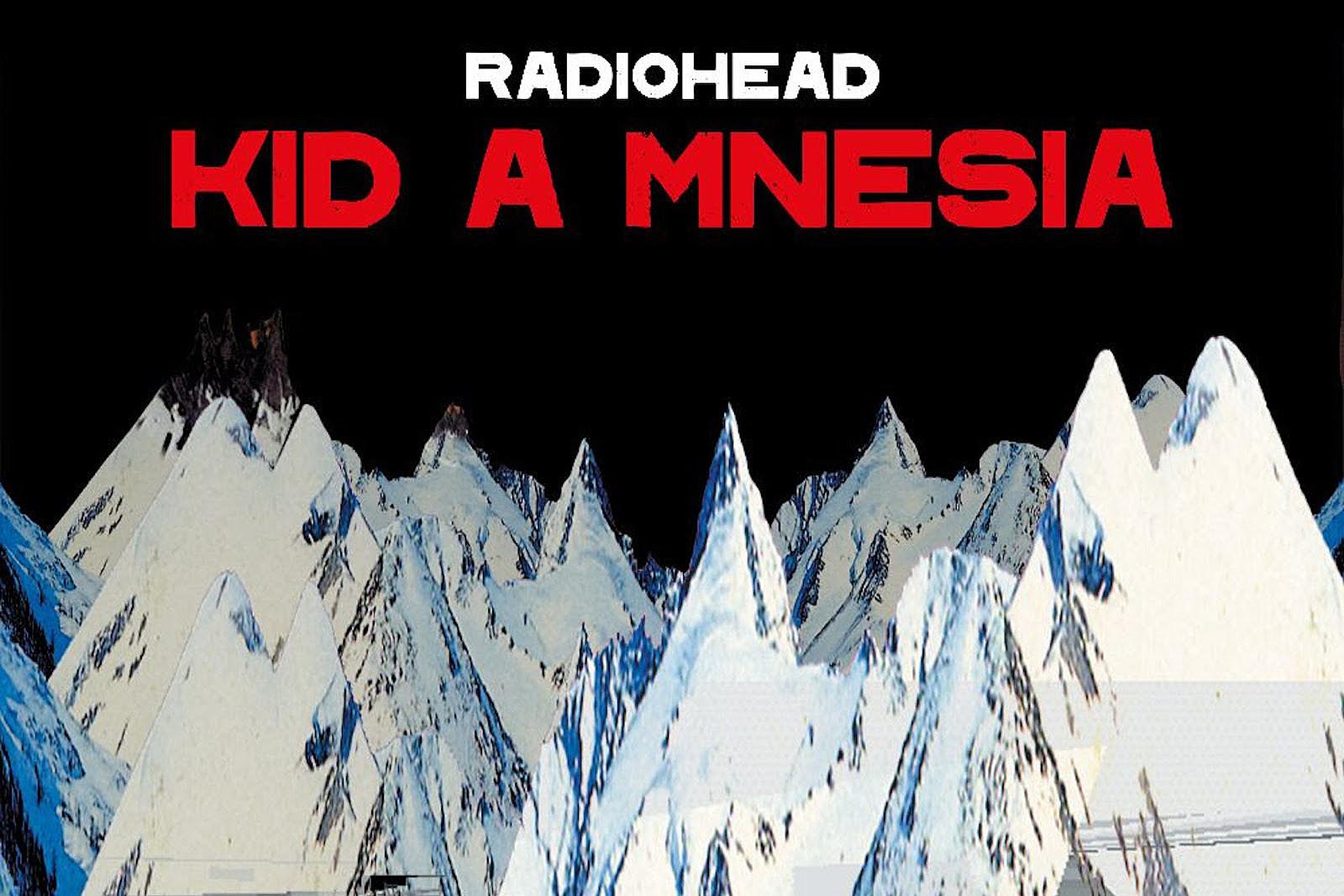 Kid A Mnesiac disco