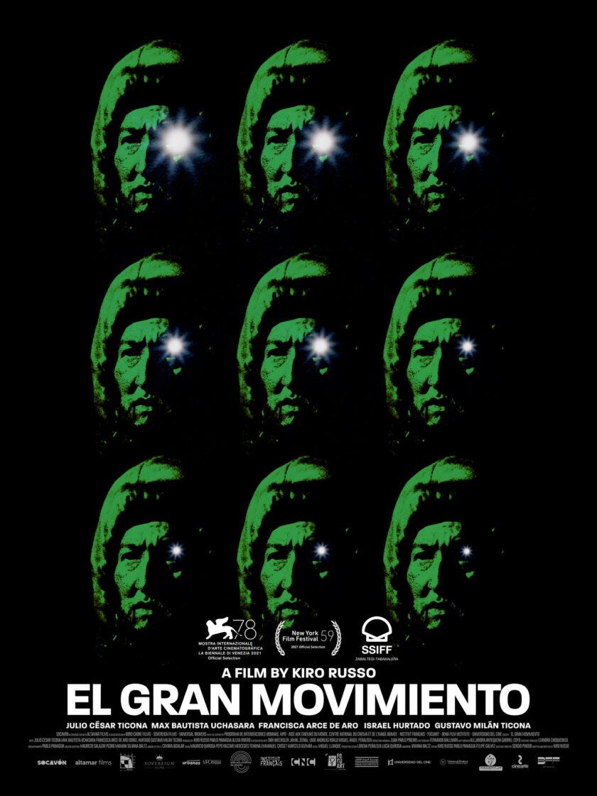 El gran movimiento poster