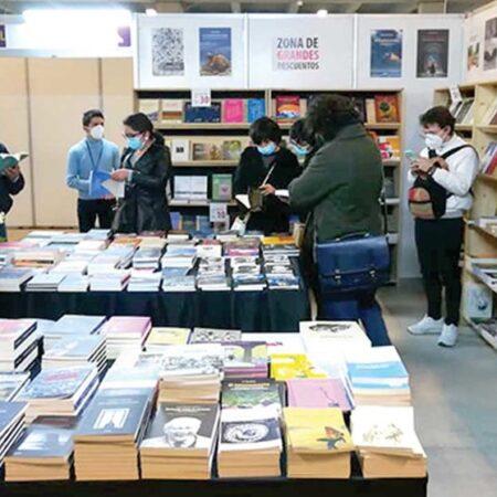 La Feria Internacional del Libro de La Paz se reencuentra con su público