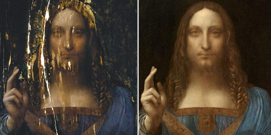 De cómo una pieza de arte pasa de ruina a obra maestra
