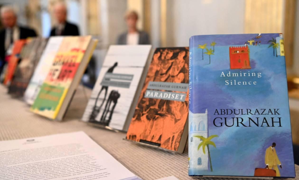 Libros Nobel Literatura 2021